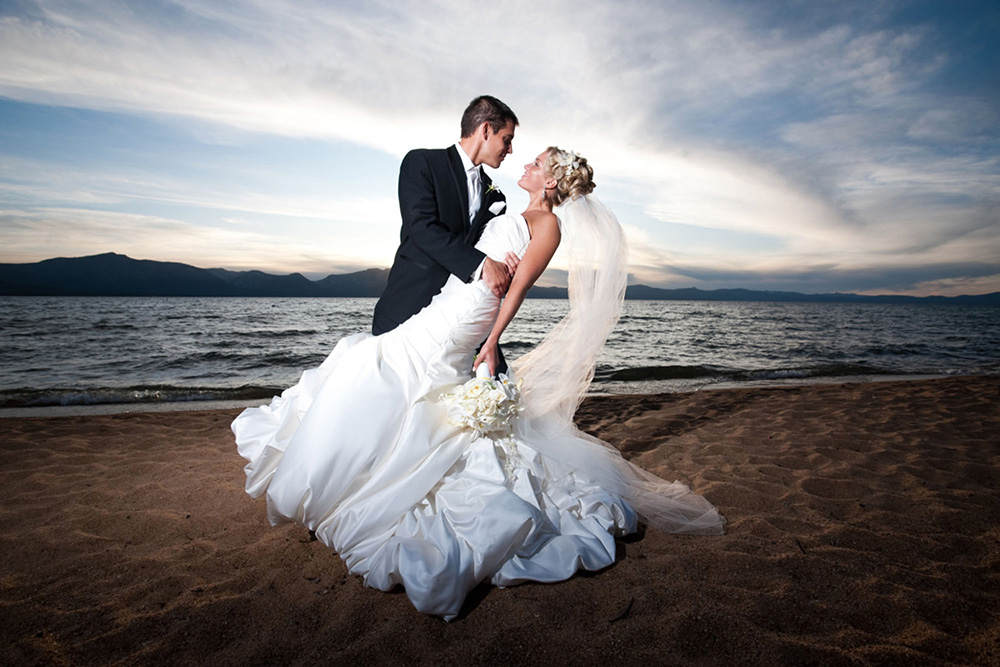 Beach Wedding Package Includes